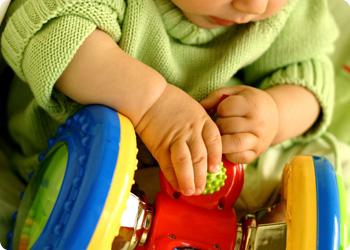 Estimulación del bebé