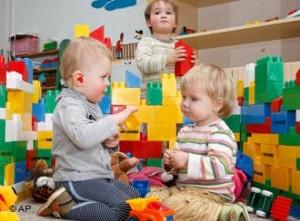 La guardería es un paso previo al preescolar