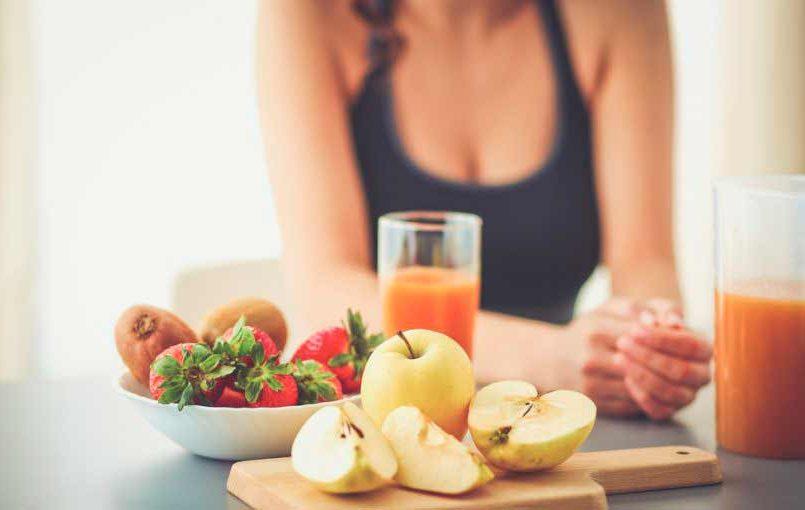 dieta saludable para lactantes