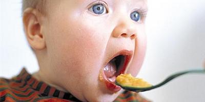 apetito del bebé