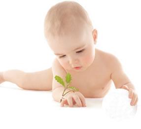 cuidado del bebe con piel seca