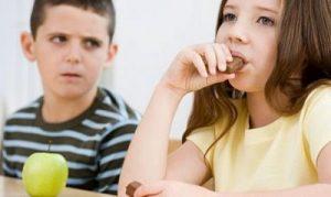Dieta para niños diabéticos