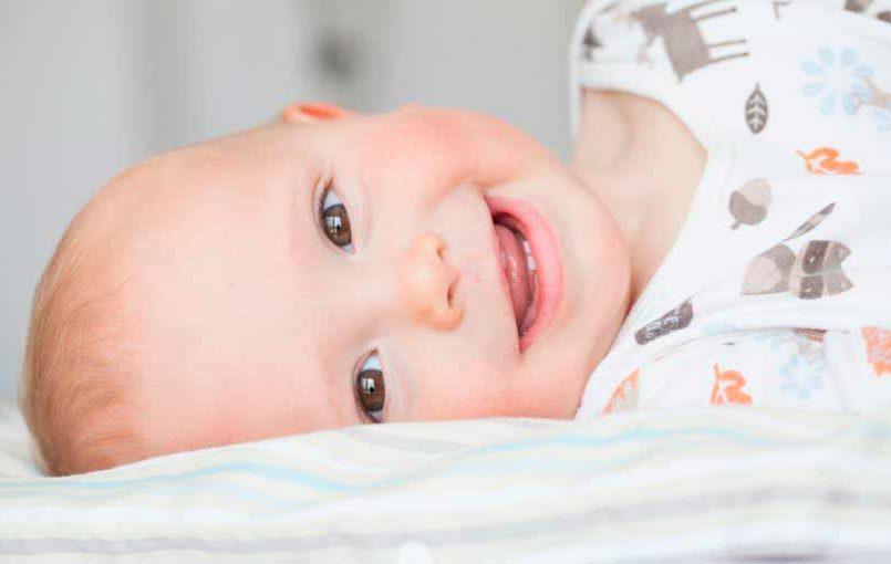 Estimulaci n a los 5 meses del beb cuidado infantil - Estimulacion bebe 3 meses ...