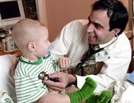 Muchos niños tienen una idea errónea de quien es un médico