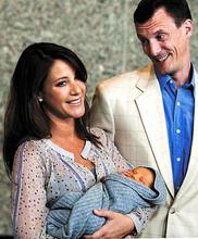 Es recomendable que ambos padres vayan juntos a la primera consulta del bebe