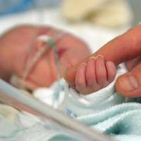 bebe prematuro respiración