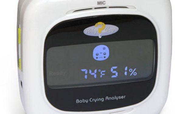 convertidor llanto de bebe