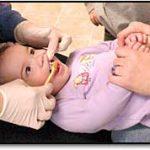 La primera visita al dentista debe hacerse antes de los 3 años