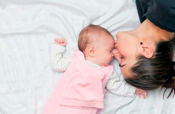Etapas del sueño de los recién nacidos