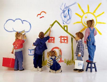 Ni Os Creativos Estimula Su Imaginaci N Cuidado Infantil