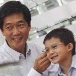 La hipermetropía es un defecto del ojo en la que éste es más pequeño de lo normal.