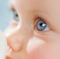 ojos de bebé