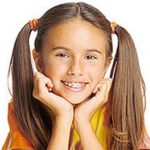A los 10 años se puede iniciar el tratamiento con brackets