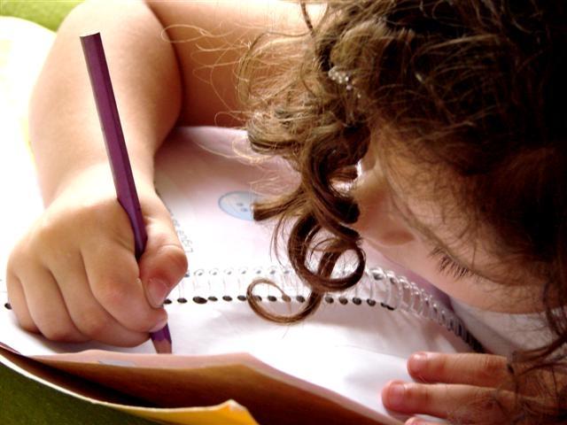 Los niños necesitan paciencia y perseverancia en sus estudios