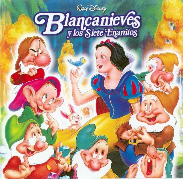 cuentos infantiles: Blancanieves y los siete enanitos