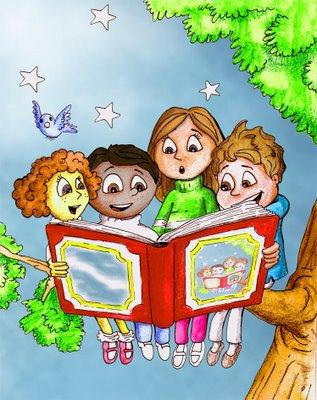 Resultado de imagen para dibujo de cuentos infantiles