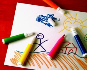Aprender a dibujar como estimulación temprana