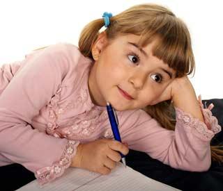 Dificultad para expresarse en niños con dislexia