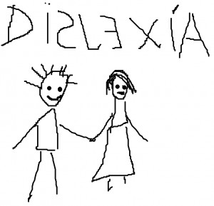 La dislexia impide el desarrollo del lenguaje