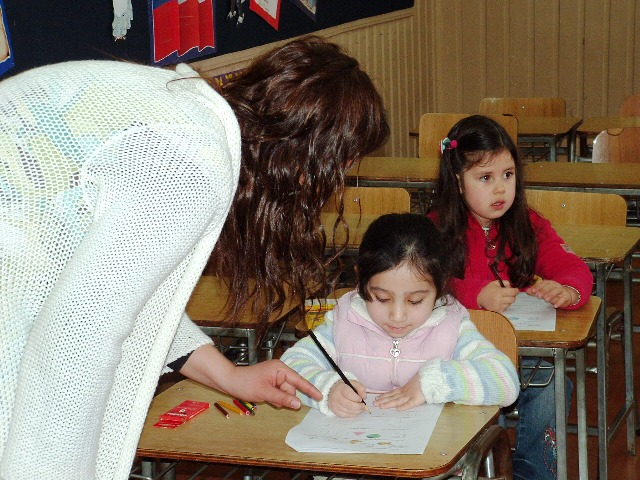 Los exámenes de admisión para el pre escolar
