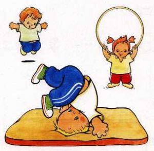 juegos de aeróbicos