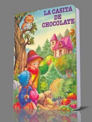 cuentos infantiles: Hansel y Gretel