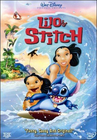 peliculas disney Lilo & Stitch