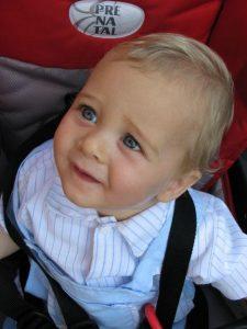 Niño de 10 meses