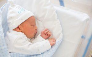 Los primeros días del bebé prematuro en el hospital