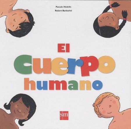 libros infantiles cuerpo humano