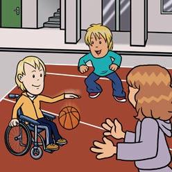 discapacida motora en los niños