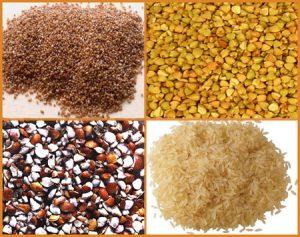 Cereales sin gluten para celiacos