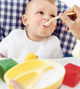 primeros alimentos del bebe