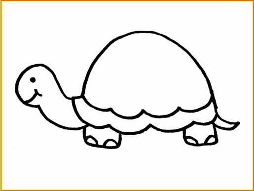 Dibujos para pintar: animales | Cuidado Infantil