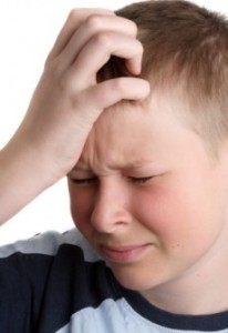 caries niños sintomas