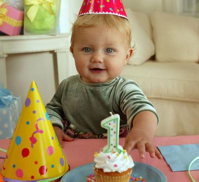 El beb de 1 a o desarrollo del beb de 1 a o el beb mes a mes - Feter les 1 an de bebe ...
