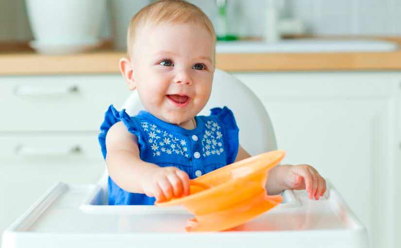 El beb de 5 meses desarrollo del beb de 5 meses el beb mes a mes - Alimentos bebe 8 meses ...