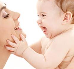 lenguaje del bebé de 4 meses