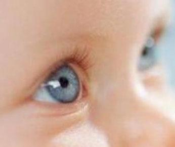 visión del bebé 4 meses