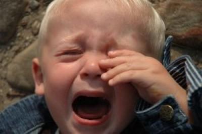 el bebe llora