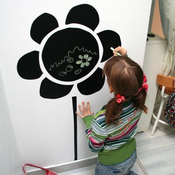 Vinilos decorativos cuidado infantil - Vinilos decorativos pizarra ...