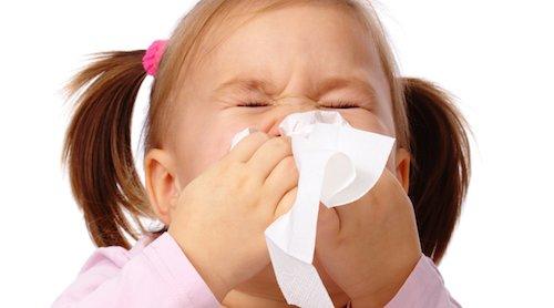 Bronquiolitis en los niños