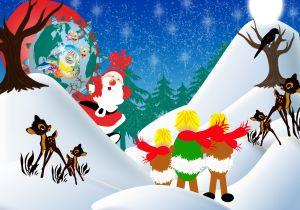 Cuentos de Navidad infantiles