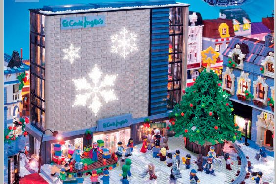 Catálogo de juguetes de El Corte Inglés navidad 2015
