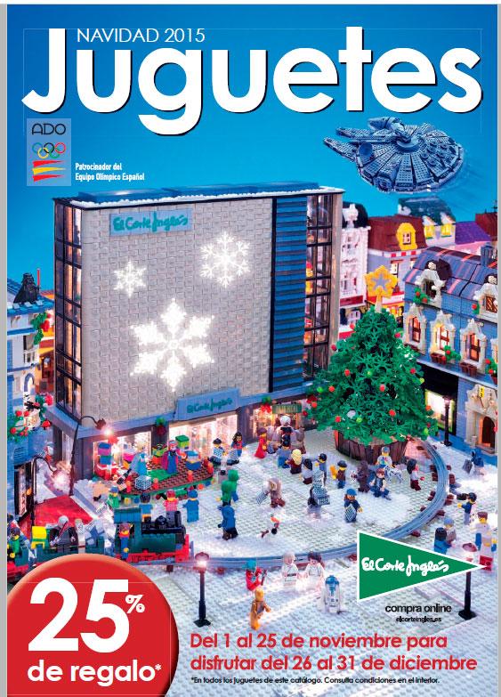 Cat logo de juguetes de el corte ingl s navidad 2015 - El corte ingles catalogo digital ...