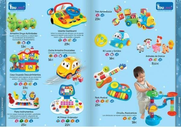 Beb s cat logo de juguetes de el corte ingl s 2014 - El corte ingles bebes tronas ...