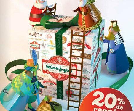 Catálogo de juguetes El Corte Inglés 2014