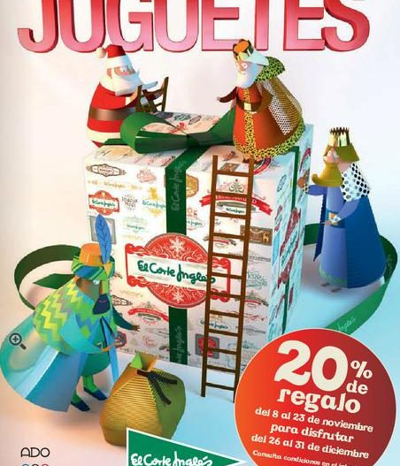 Cat logo de juguetes de el corte ingl s 2014 juguetes - Catalogo el corte ingles ...