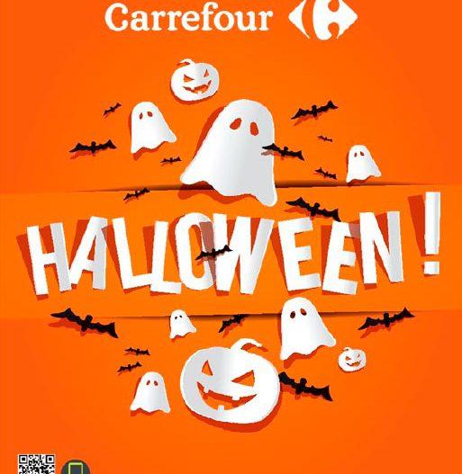 Catálogo de juguetes Carrefour Halloween 2015