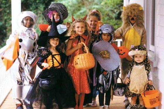 Consejos de seguridad para pasar Halloween con niños